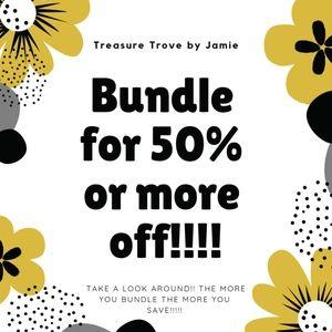 Other - BUNDLE for Bigger Savings!!!!!
